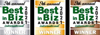 2021 International Best in Biz Awards